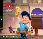 wreck it ralph the movie!!!