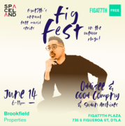 FIGFest with Oddisee, Good Company, and Sudan Archives