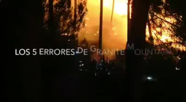LOS CINCO ERRORES DE GRANITE MOUNTAIN