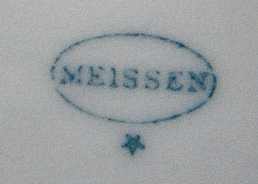 Meissen marks, imitations and fakes - I Antique Online