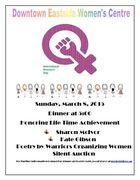 DTES Women's Centre - International Women's Day