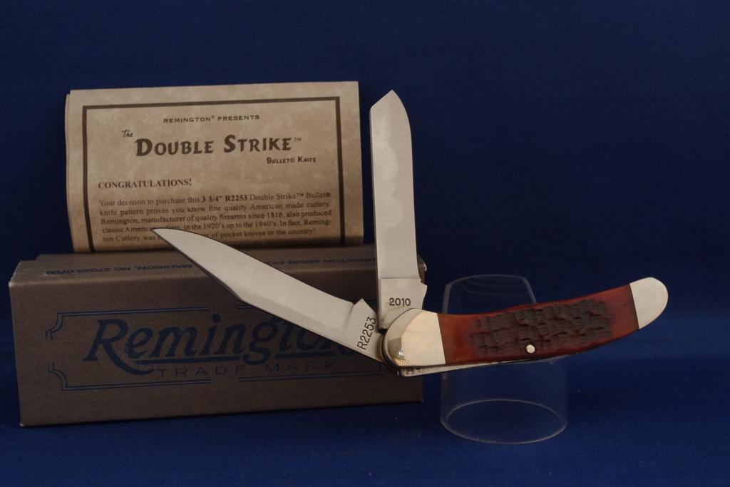 REMINGTON KNIFE CLUB – iKnife Collector