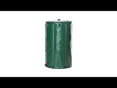 Improvements 74Gallon Collapsible Rain Barrel