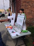Make Poughkeepsie Shine Day: Middle Main Clean-Up and Community Garden Meeting