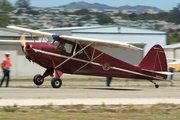 West Coast Cub Fly In spot landing competition