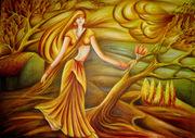 Beatiful Nature & Female 1