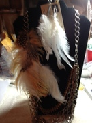 feather necklace set 2