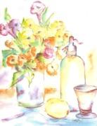 Natură statică cu flori