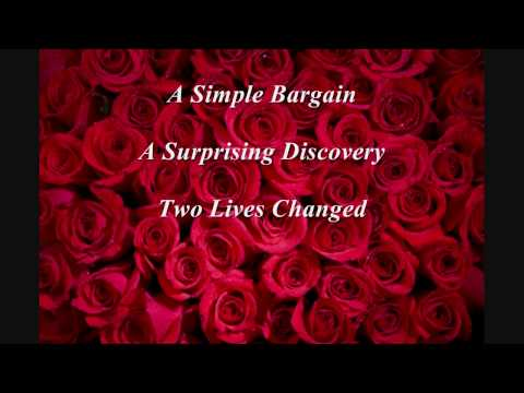 The Bargain Romance Book Trailer a A Christian Romance by Jacqueline Winslow