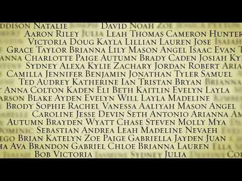 God Knows My Name by Beth Redman Book Trailer