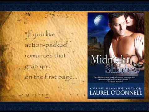 Medieval Romance Novel - Midnight Shadow by Laurel O'Donnell