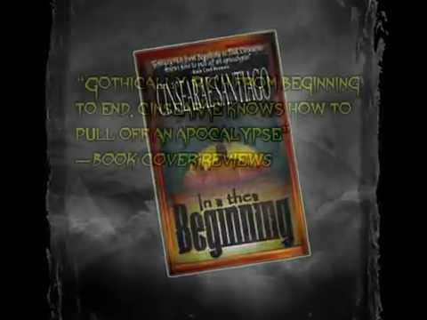 In the Beginning by Cinsearae Santiago official Book Trailer