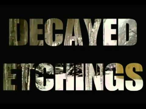 Decayed Etchings Official Book Trailer