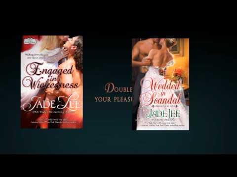 Bridal Favors Series by Jade Lee Book Trailer