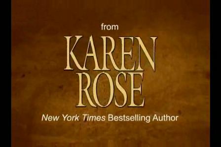 SCREAM FOR ME  KAREN ROSE  Book Trailer