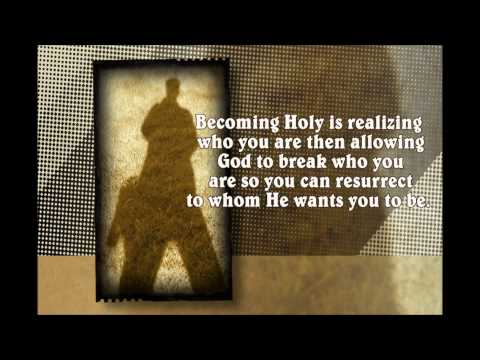Becoming Holy - A Christian book by Author Fountain Hendricks