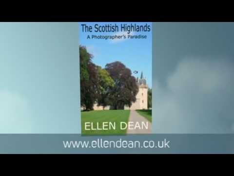 The Scottish Highlands - A Photographer's Paradise - Book Trailer