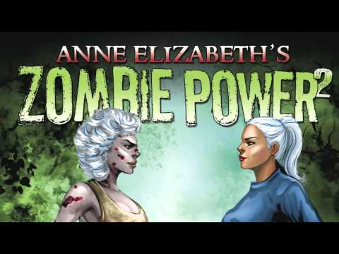Zombie Power 2 by Anne Elizabeth Book Trailer