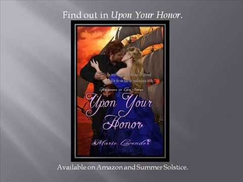 Upon Your Honor book trailer
