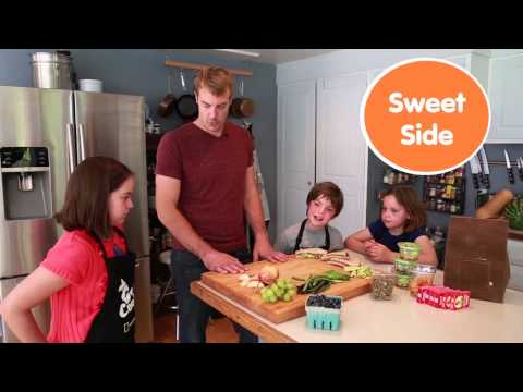 National Geographic Kids Cookbook: Lunch