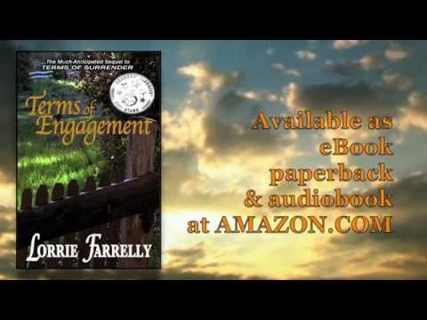 Video Book Trailer: TERMS OF ENGAGEMENT by Lorrie Farrelly