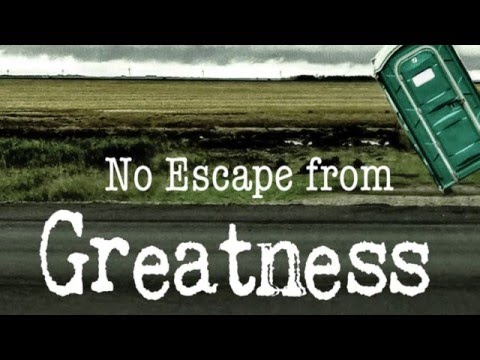 No Escape from Greatness -  a novel by Jeffrey John Eyamie
