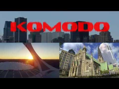 The Hunt for Komodo Cracker