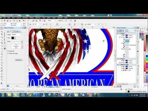 Corel Draw - working with bitmaps - Part II.mp4