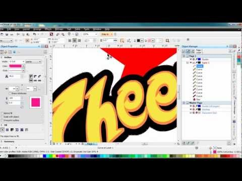 Creating a bleed in Corel Draw for Versaworks