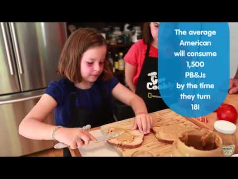 National Geographic Kids Cookbook: Sandwich