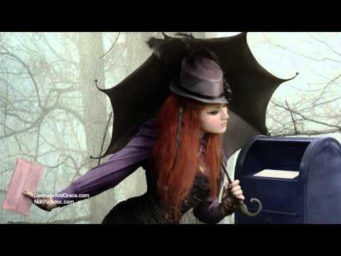 Gertrude & Grace -- Null Paradox Book Trailer