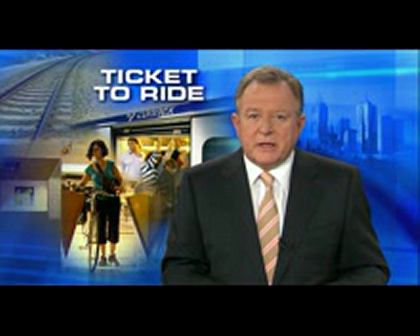 Part 1: Bike ban binned! Channel 9: Feb 15 2008