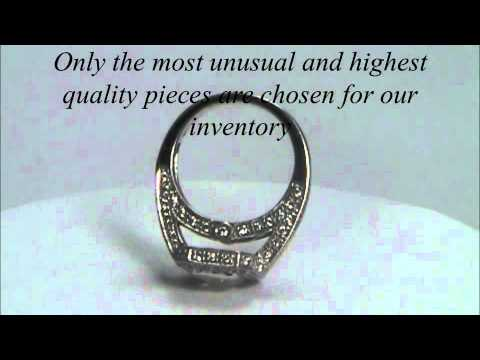 Diamond Engagement Ring - Wedding Ring - Engagement Ring