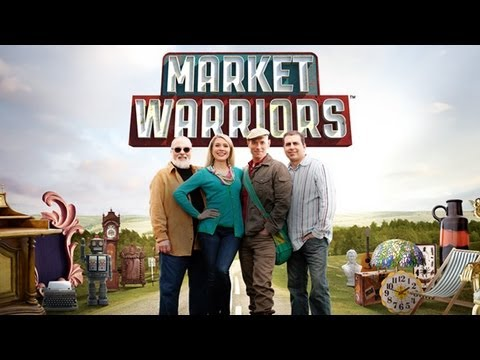 Market Warriors - S01E07 - Antiquing in Pasadena CA