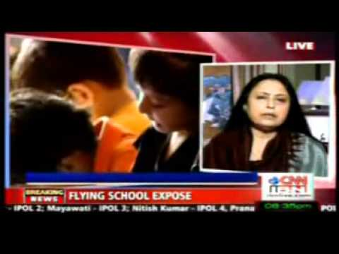 CNN IBN Special on Nursery Admissions with Rajan Arora of SchoolAdmissions.in and Ameeta Wattal   P…