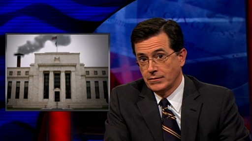 Colbert and Conservapedia