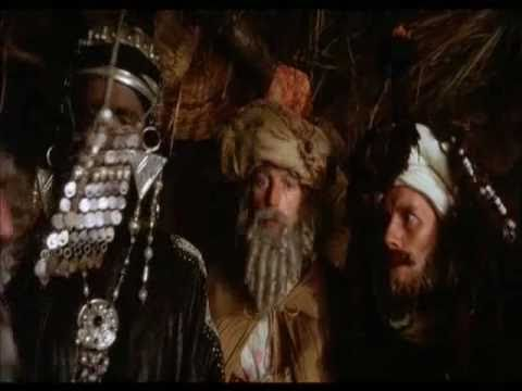 "Monty Python ""The Life of Brian"" / Nativity Scene"