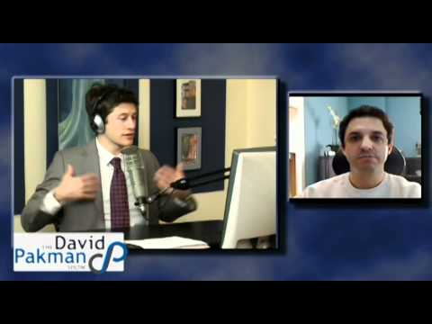 American Atheists' David Silverman Bill O'Reilly Behind the Scenes, Says David Pakman is Atheist