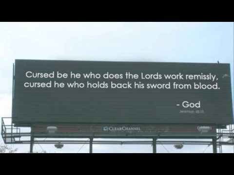 Christian Bible Billboards