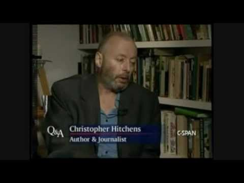 Q&A with Christopher Hitchens, Jan 23, 2011