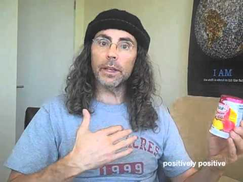"""Tom Shadyac - Director of """"I AM"""" - Can You Elevate the Mood of Your.... Yogurt???"""