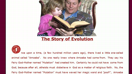 """The Story of Evolution"" debunked."