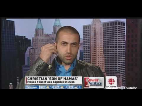 """Hamas Leader Son Mosab Hassan Yousef """"Islam is the BIGGEST LIE in History & the BIGGEST DANGER"""""""