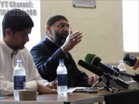 Anjem Choudary on Islam and The Norway Attacks