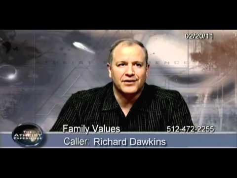 Richard Dawkins Calls The Atheist Experience