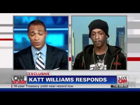 KATT WILLIAMS SPEAKS ON CNN ABOUT THIS FIASCO