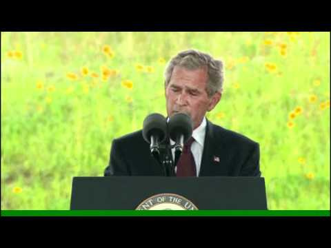 Collection of 9/11 Speeches by President Bush, President Obama, and President Clinton