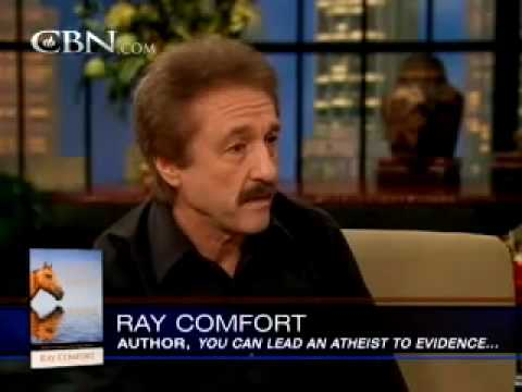 Ray Comfort gives his take on evolution