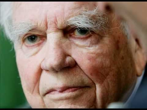 The Late Andy Rooney on Religion & Atheism