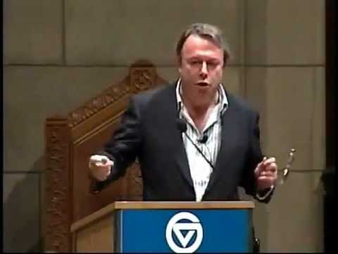 Christopher Hitchens vs God (god loses by the way)